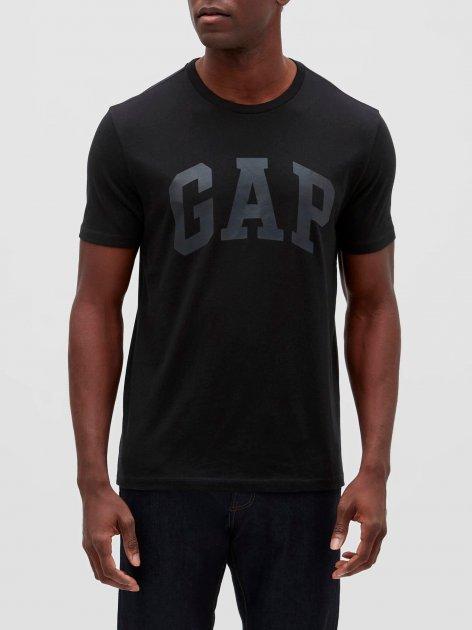 Футболка Gap 927593997 XS Чорна (1159750109) - зображення 1
