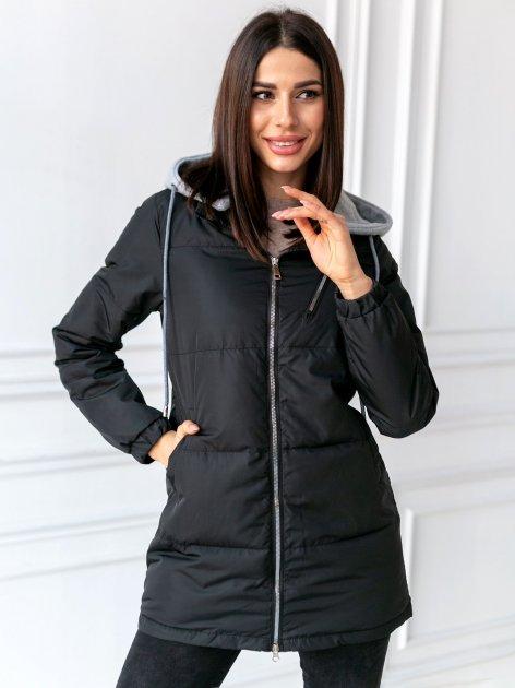 Куртка Icon IB709black XS Чорна (11111111117677) - зображення 1