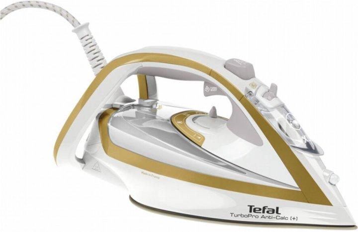 Утюг TEFAL TurboPro Anti Calc FV5698 - изображение 1