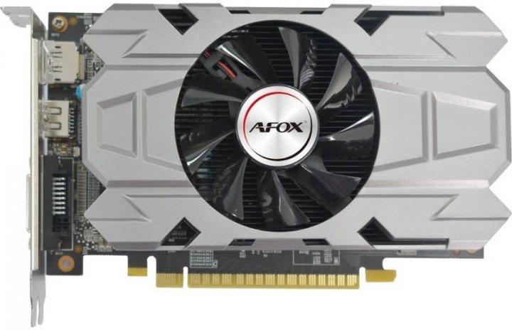 AFOX GeForce GTX 1050 (AF1050-2048D5H7-V3) - зображення 1
