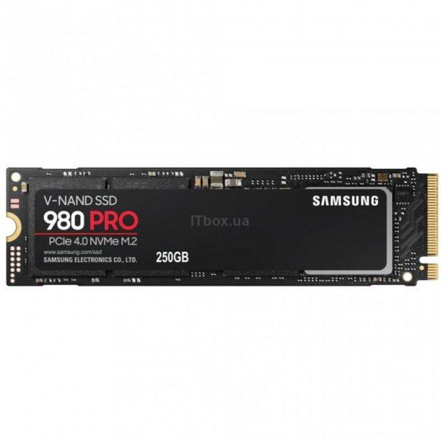 Samsung 980 PRO 250 GB (MZ-V8P250BW) - зображення 1