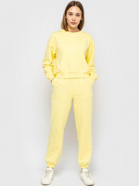 Спортивный костюм Santali 4201 L Желтый (7000000100222) - изображение 1