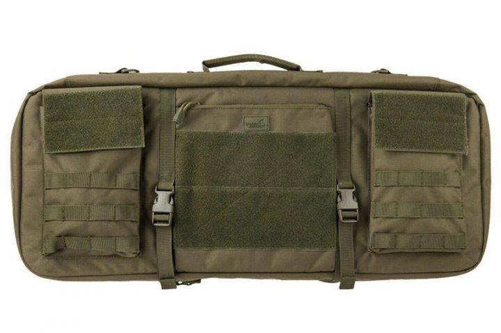 Оружейный чехол Lancer Tactical 29 Double Rifle Gun Bags 1000D Nylon 3-Way Carry CA288 Олива (Olive) - изображение 1