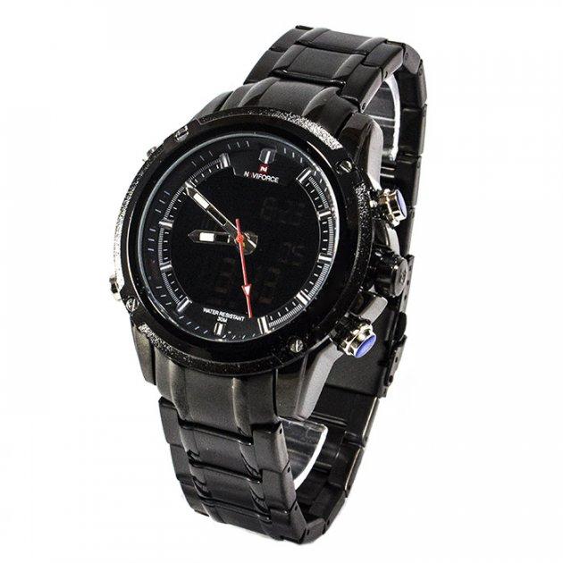 Часы Naviforce 9050BK Black - изображение 1