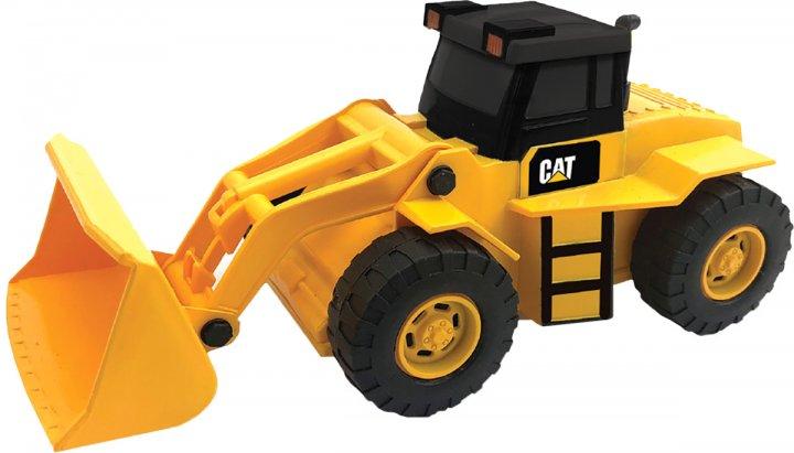 Игрушка Funrise CAT Мини-спецтехника Погрузчик 15 см (82262) (021664822623) - изображение 1