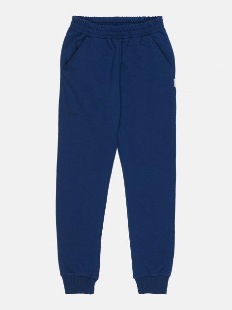 Спортивные штаны Robinzone Весна 2021 3182111 146 см Темно-синие (2114179000001) - изображение 1
