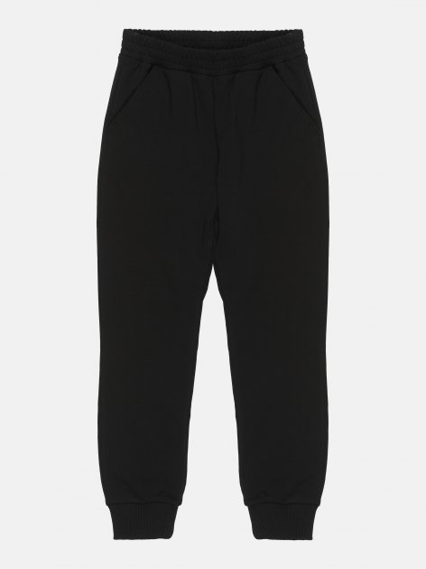 Спортивные штаны Robinzone Весна 2021 3182111 140 см Черные (2114181000006) - изображение 1