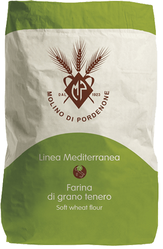 Італійська борошно Molino di Pordenone MANITOBA (5 кг) - зображення 1