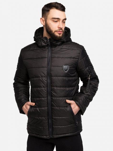 Куртка Kariant Tikhon ( cherniy ) 58 Черная - изображение 1