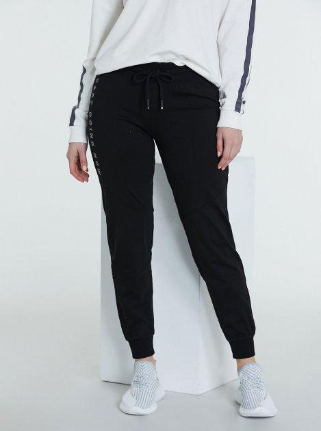 Спортивні штани Piazza Italia 38492-3 L Black (2038492001050) - зображення 1