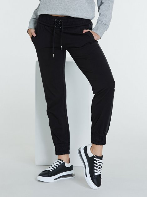 Спортивні штани Piazza Italia 38515-3 L Black (2038515001050) - зображення 1