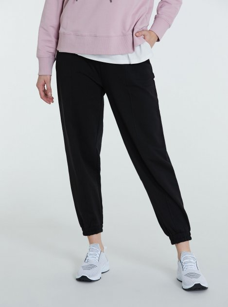 Спортивні штани Piazza Italia 39316-3 S Black (2039316001034) - зображення 1