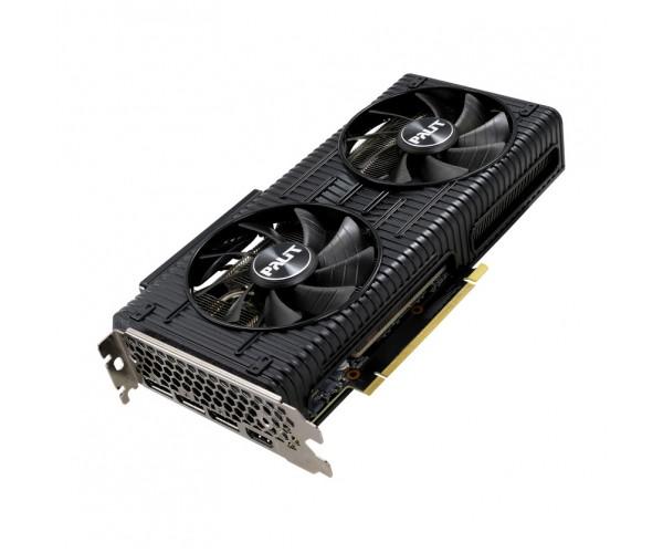 Відеокарта Palit GeForce RTX 3060 Dual - зображення 1
