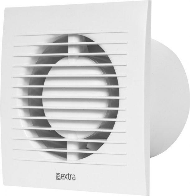 Вытяжной вентилятор Europlast E-EXTRA EE100Т с таймером белый - изображение 1