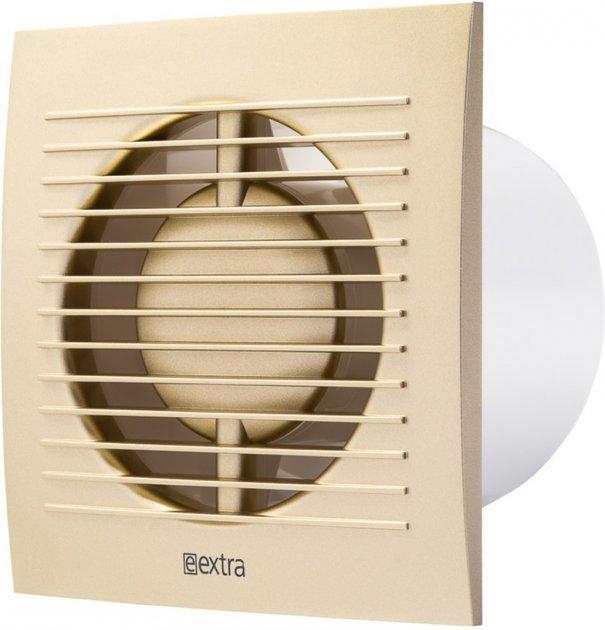 Вытяжной вентилятор Europlast E-EXTRA EE100G золото - изображение 1
