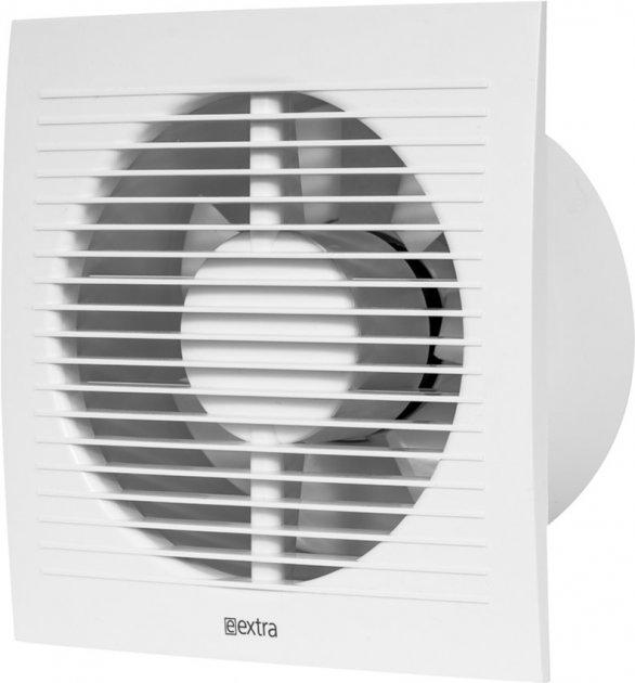 Вытяжной вентилятор Europlast E-EXTRA EE150 белый - изображение 1