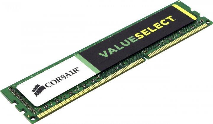 Оперативна пам'ять Corsair Value Select 4Gb DDR3 1600 Mhz - зображення 1