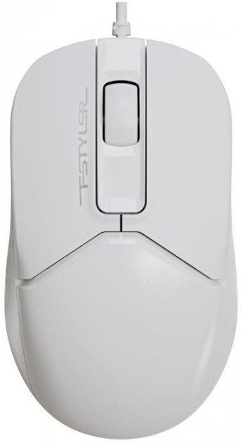 Мышь A4tech FM12S USB White (4711421958424) - изображение 1