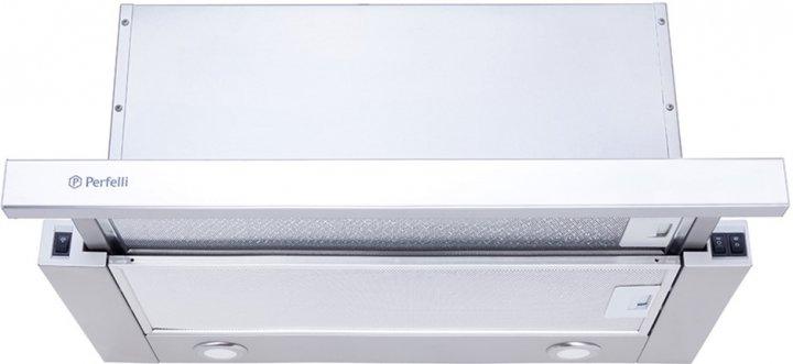 Витяжка PERFELLI TL 6612 C S/I 1000 LED - зображення 1