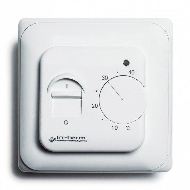 Терморегулятор механический для теплого пола IN-THERM RTC70 - изображение 1