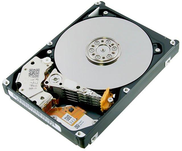 Жесткий диск Toshiba Enterprise Capacity 8ТB 7200rpm 256MB MG06ACA800E 3.5 SATA III - изображение 1