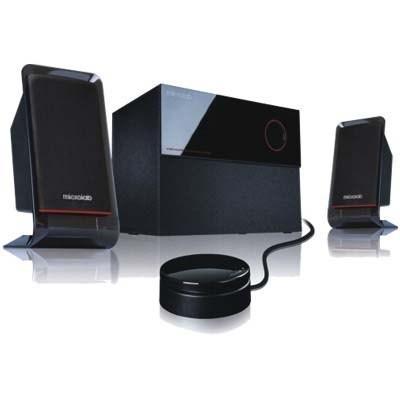 Акустична система Microlab M-200 black - зображення 1