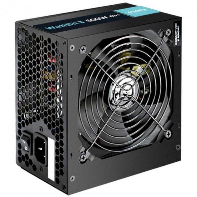 Блок питания Zalman ZM600-XEII 600W - изображение 1