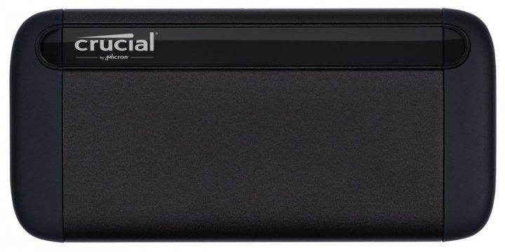 Портативный SSD USB 3.2 Gen 2 Type-C Crucial X8 500GB - изображение 1