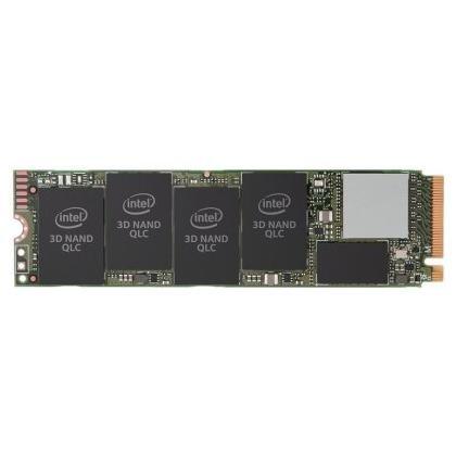 Твердотільний накопичувач SSD M. 2 INTEL 660P 512GB PCIe 3.0 x4 2280 QLC - зображення 1