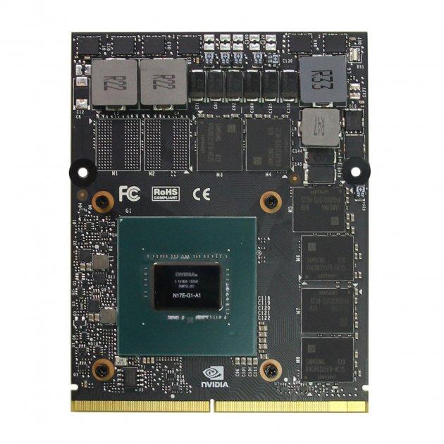 NVIDIA GeForce GTX 1060 MXM 6 ГБ GDDR5 - зображення 1