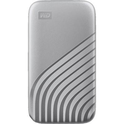 Накопичувач SSD USB 3.2 2TB WD (WDBAGF0020BSL-WESN) - зображення 1