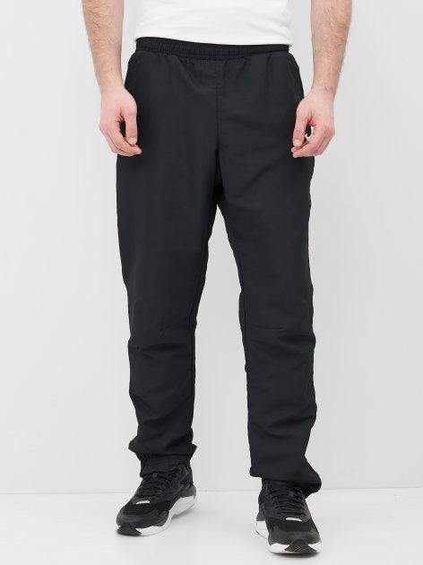 Спортивні штани Mizuno Men Micro Long Pant 32EF7002M09 M Чорні (5054698529386) - зображення 1