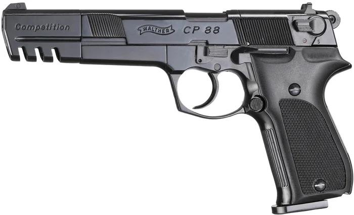 "Пневматичний пістолет WALTHER CP88 6"" Compatition - зображення 1"