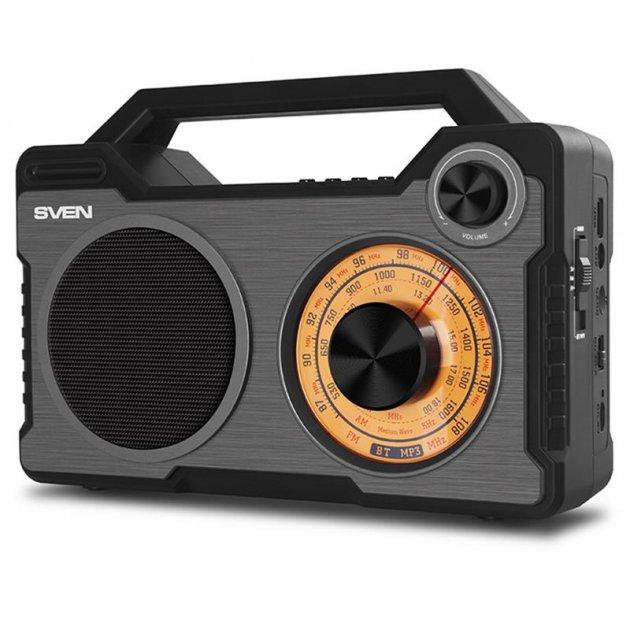 Радиоприемник Sven SRP-755 Black UAH - изображение 1