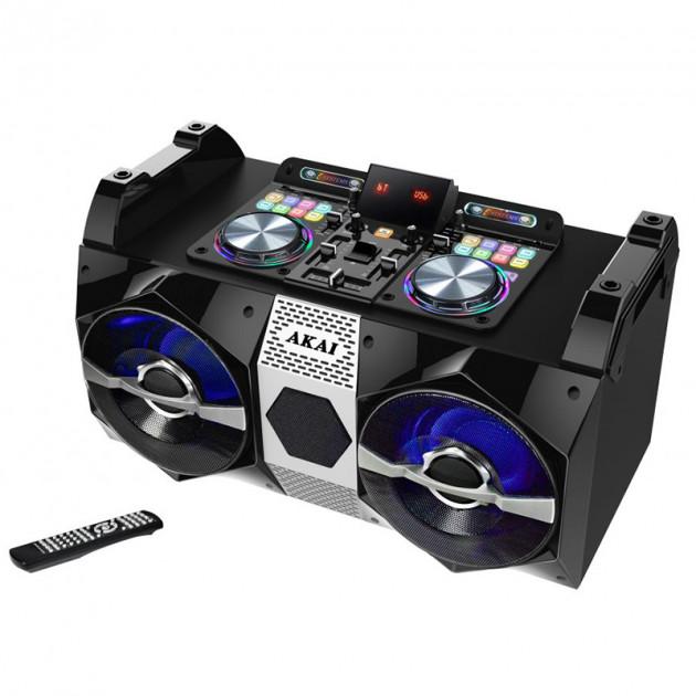 Портативная акустическая система AKAI DJ-530 (AKAI DJ-530) - изображение 1
