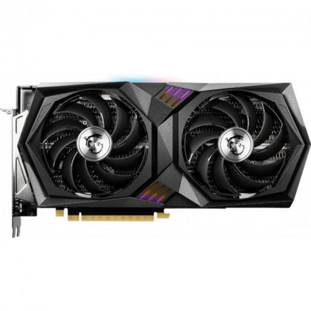 Відеокарта MSI PCI-Ex GeForce RTX 3060 Gaming X 12G 12GB GDDR6 (192bit) - зображення 1