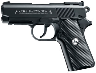 Пневматичний пістолет Umarex Colt Defender (5.8310) - зображення 1