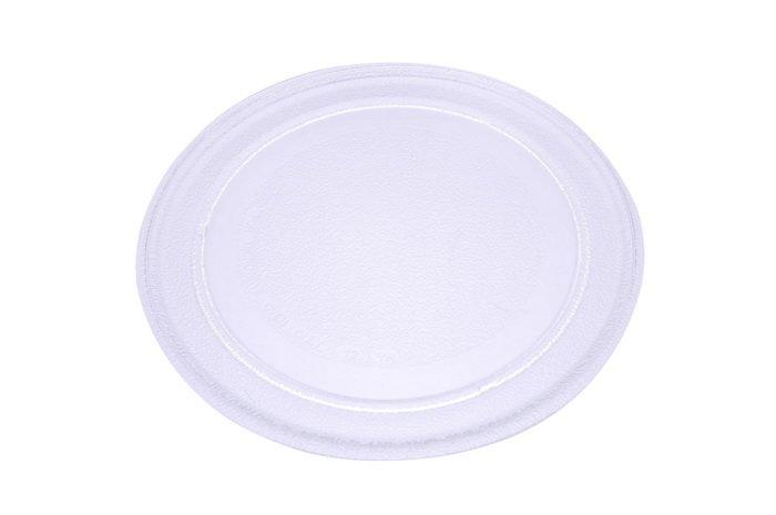 Тарелка для микроволновой печи, d=245мм плоская, LG 3390W1G005D (под крестовину d=180) - изображение 1
