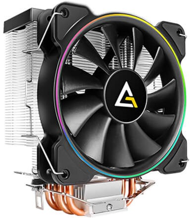 Кулер Antec A400 RGB (0-761345-10921-5) - зображення 1