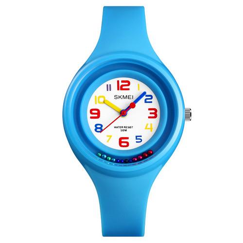 Часы наручные Skmei 1386 light -Blue - изображение 1