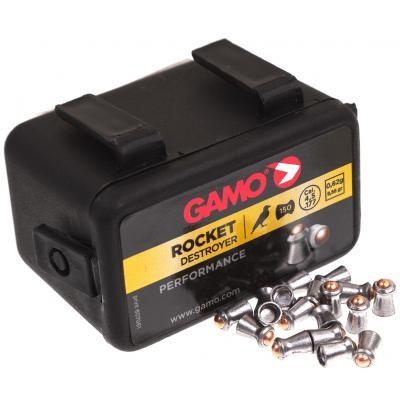 Кульки Gamo Rocket 150 шт. кал.4,5 (6321284) - зображення 1