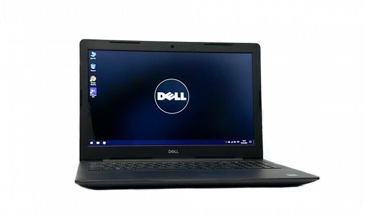 Ноутбук Dell Inspiron 3580 Black Б/У - зображення 1