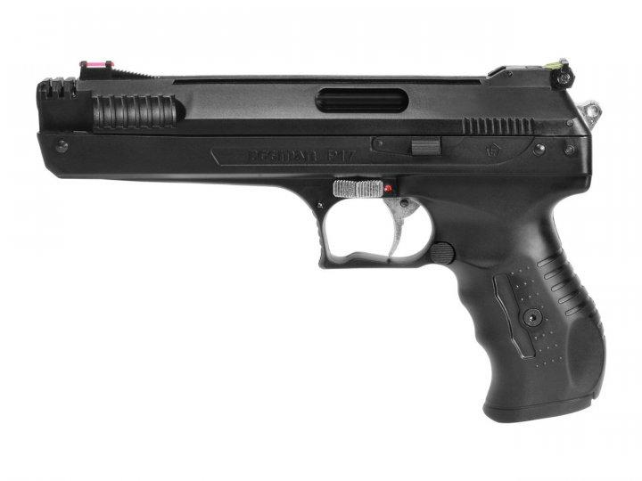Пневматичний пістолет Beeman P17 - зображення 1