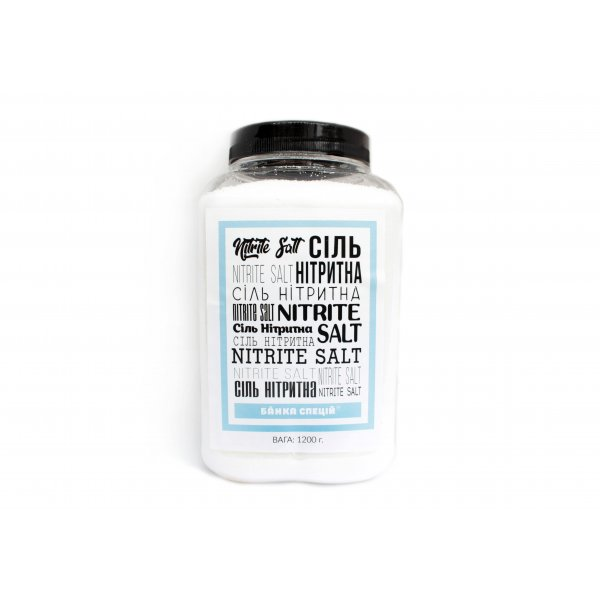 Соль нитритная, 1200 г, От 5 шт - изображение 1