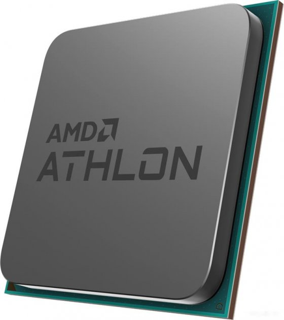 Процессор AMD Athlon 3000G 3.5GHz (4MB 35W AM4) Multipack (YD3000C6FHMPK) - изображение 1