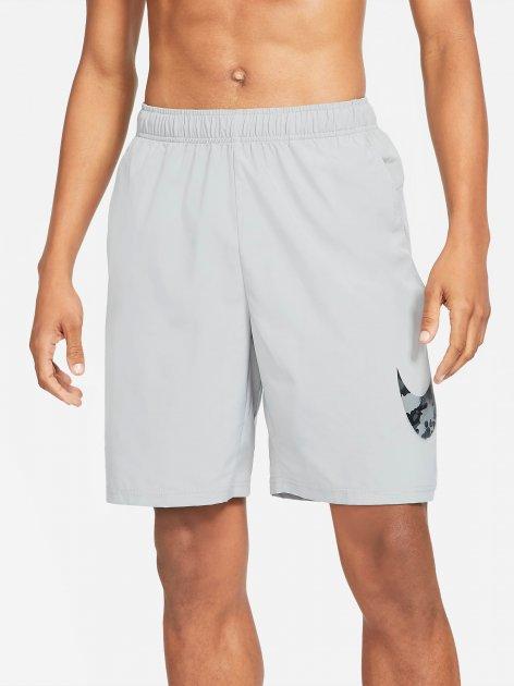 Шорты Nike M Nk Flx Short Camo Gfx CZ2429-073 L (194501862332) - изображение 1