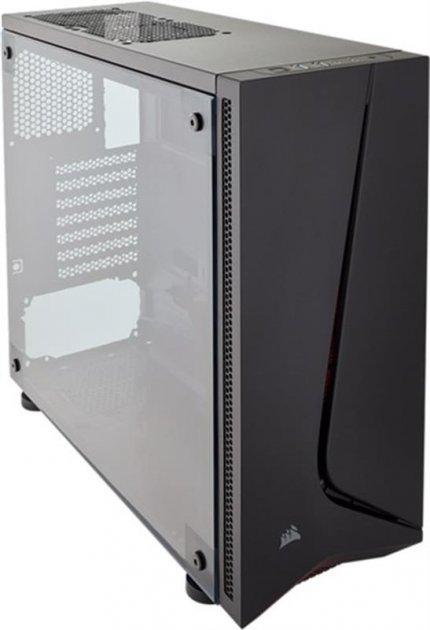 Корпус Corsair Carbide SPEC-05 Black (CC-9011138-WW) без БП - изображение 1
