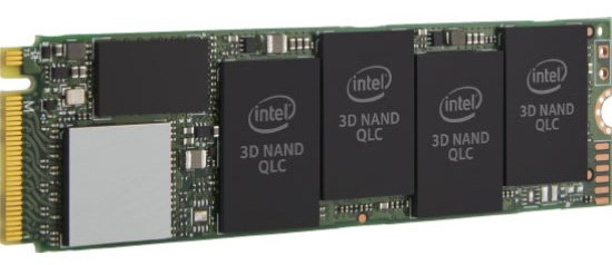Intel 660P 1.02TB M.2 PCIe 3.0 x4 QLC (SSDPEKNW010T8X1) - зображення 1