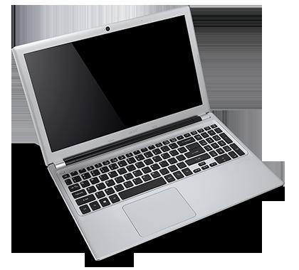 НоутбукиАсег V5 / 11.6 / AMD E1-2100 / 2 RAM / HDD 320 Б/У - зображення 1