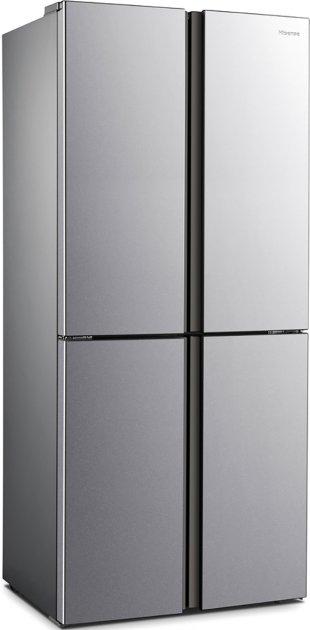 Многодверный холодильник Hisense RQ515N4AC2 - изображение 1